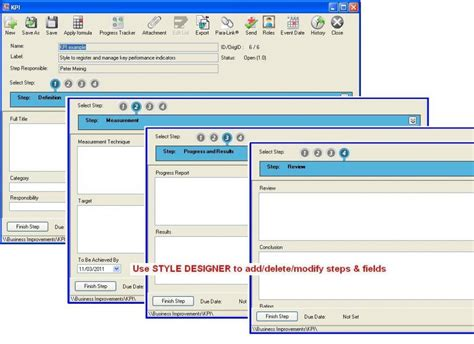 Home Design Software Australian Standards by Key Performance Indicators Management Software Paradigm