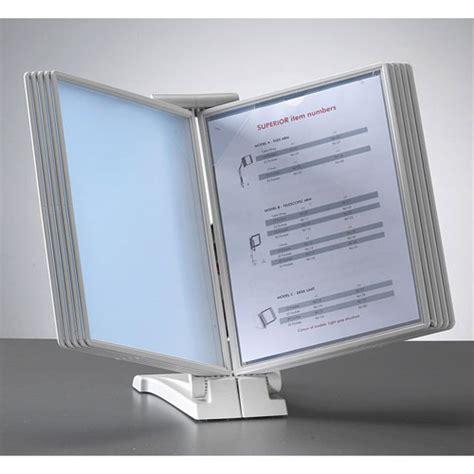 desk reference organizer standard 10 pocket quickfind desktop reference organizer