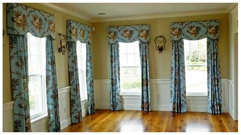 traditional drapery furniture traditional blue drapery panels for vintage