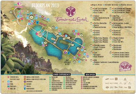 tomorrowland belgium map tomorrowland is a large electronic festival held in