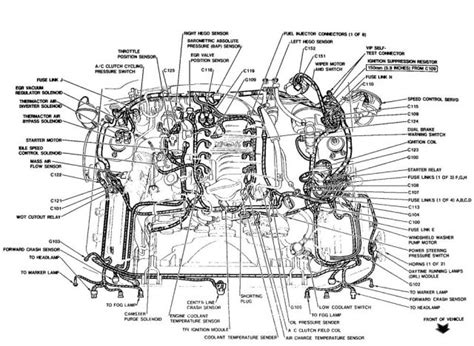 4 6 ford engine diagram mustang 4 6 engine diagram wiring diagram with description