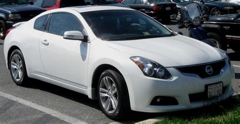are nissan altimas cars 2010 nissan altima vi coupe pictures information and