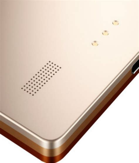 Lenovo P2 Chagne Gold lenovo vibe x2 ap gold mobile phones at low