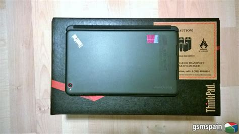 Tablet Lenovo Pulsa vendo tablet lenovo thinkpad 8 windows 8 pro