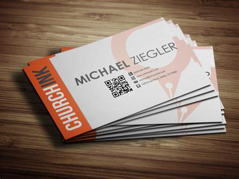 Unemployed Business Card