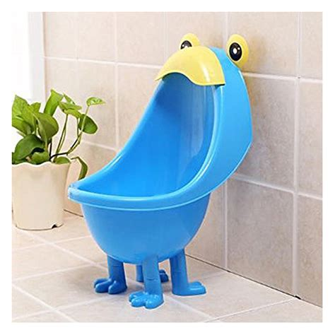Frog Baby Potty For Baby Boy Closet Anak blue urine promotion shop for promotional blue urine on