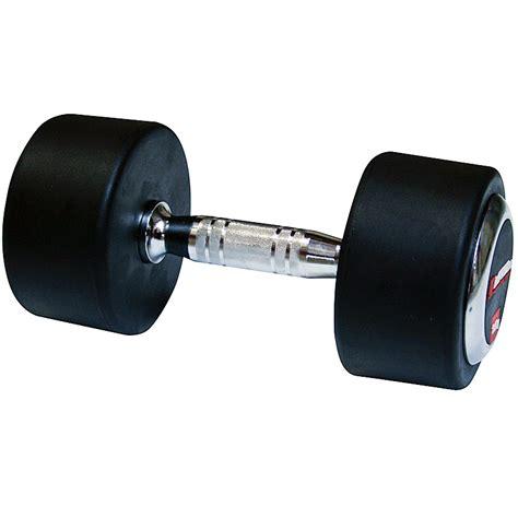 Dumbell 50 Kg Rubber Dumbbell Insportline Pro 50 Kg Insportline