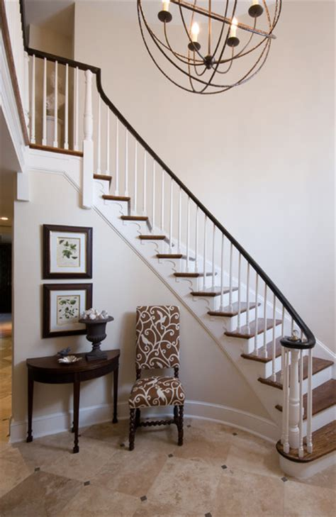 leslie hayes interiors traditional staircase
