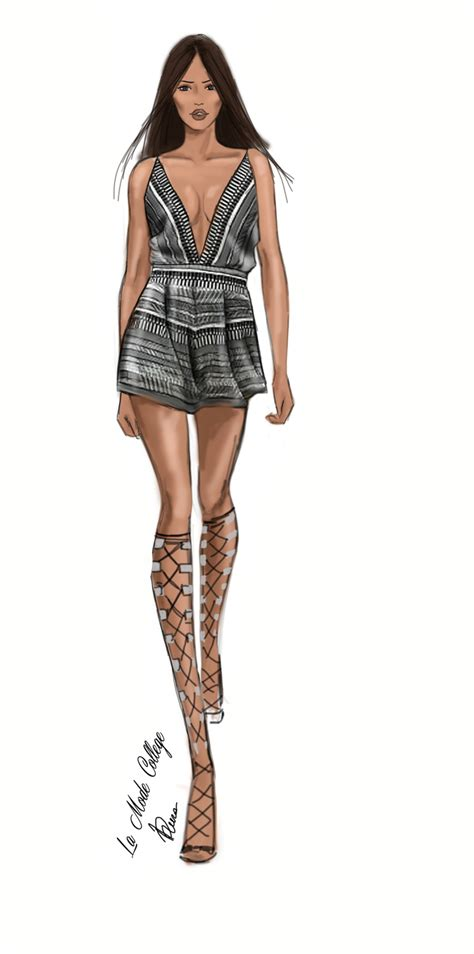 fashion illustration course figure drawing templates wallpaper