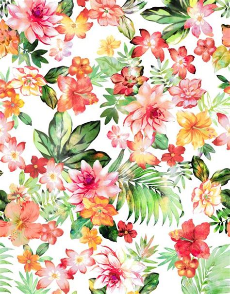 floral pattern on pinterest floral print pattern estas e padr 245 es florais