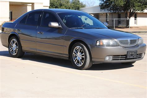 lincoln sports 2004 lincoln ls pictures cargurus