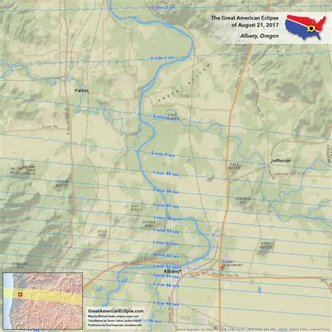 map of oregon solar eclipse oregon total solar eclipse of aug 21 2017 the great
