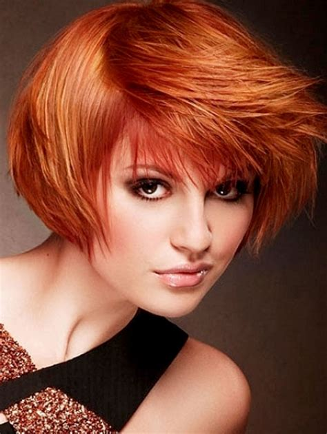 pictures of copper colored hair red hair color ends images