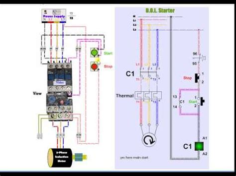 dol panel diagram wiring diagram with description