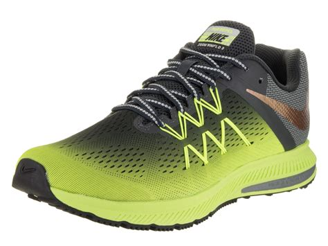 nikes shoes nike s zoom winflo 3 shield nike running shoes