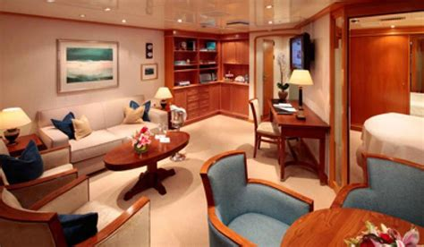 The 10 Best Luxury Cruise Ship Staterooms