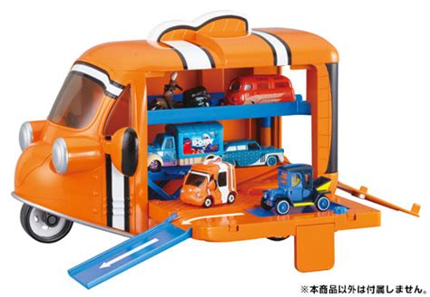Tomica Disney Finding Dory Nemo Carry amiami character hobby shop tomica disney motors nemo carry back order