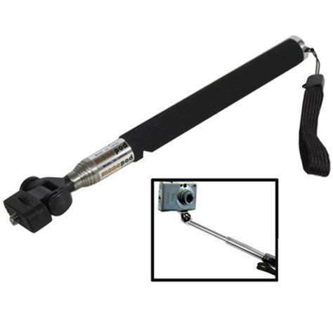 Tongsis Black tongsis fotopro extendable 7 sections monopod z07 1 black jakartanotebook