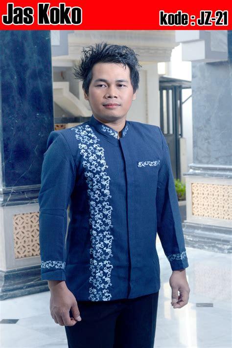 Prodak Baru Baju Pria Termurah Jas Koko Kombinasi Warna Hijau jas koko model terbaru 2015 busanamuslimpria
