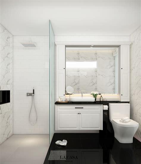 inspirasi desain kamar mandi minimalis