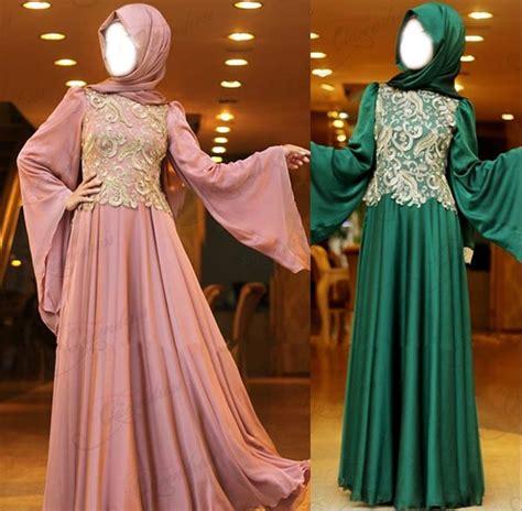 09767 Natasyah Set Baju Muslim Maxi Dress muslim bridal maxi wedding dress fashion 2015 kaftan jalabiya