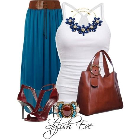 stylish 2013 summer maxi skirts stylish