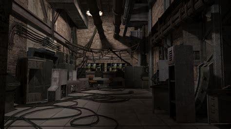 basement d a 3d model of the basement of the basement of the steel