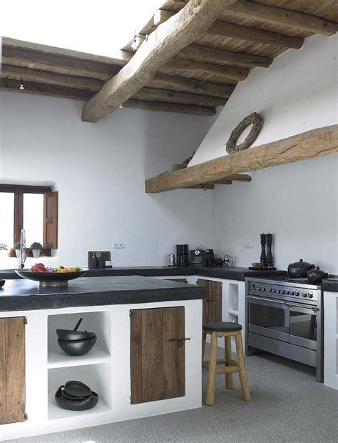 cucina muratura rustica cucina in muratura 70 idee per cucine moderne rustiche
