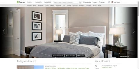 houzz home design decorating and remodeling ide 4 ways to use houzz for your marketing infographic
