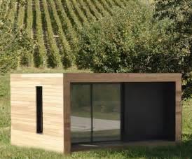 Iwine Modules En Bois Dans Les Vignes La Maison Bois