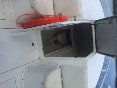 deck boat toilet cabin with toilet