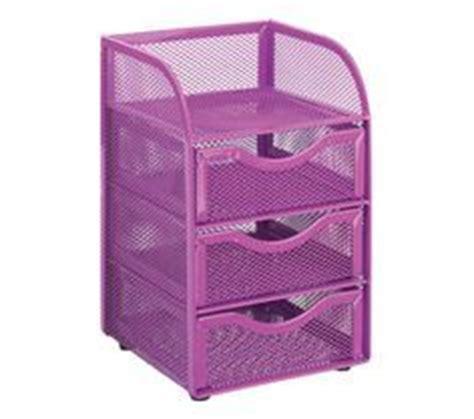 purple desk organizers desk accessories desks and on