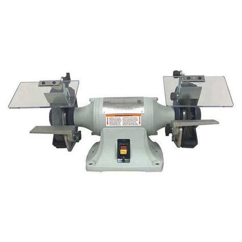 4 bench grinder bench grinder 6 in 1 4 hp 115v 3 a