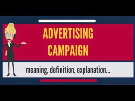 layout meaning in advertising what is advertising campaign what does advertising