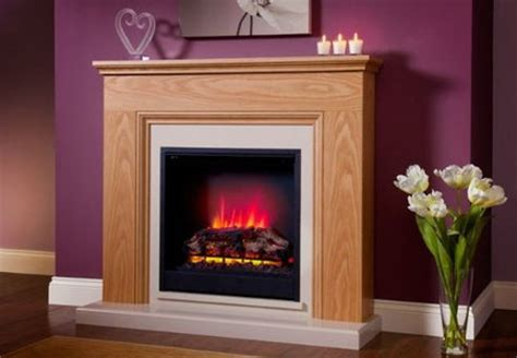 Ecolog Fireplace Logs by Electric Wood Burner Effect Fires With Log Realistic