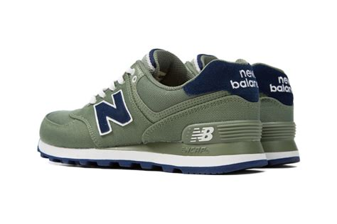 Sepatu Sport Nb New Balance 574 new balance 574 pique polo green sneaker bar detroit