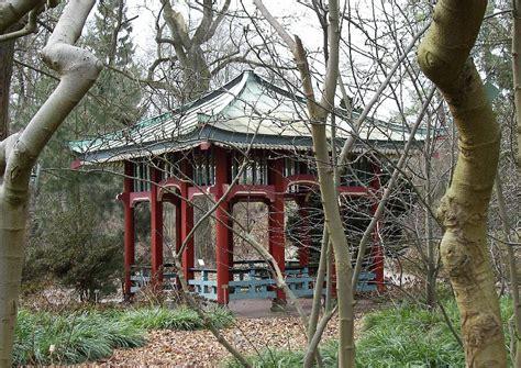 Pavillon Im Garten Bilder by Pavillon Japanische Laube Als Ruhepunkt Im Garten