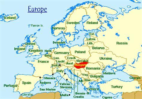 hungary on a world map sizzling tastebuds meleg krumplisal 225 ta hungarian warm