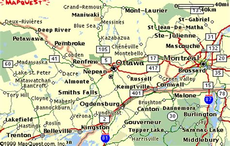 map of ottawa canada and surrounding area map of ottawa area pictures to pin on pinsdaddy