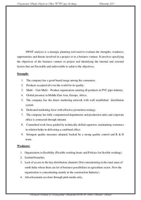 Mba Hrm Internship Report by Mba Internship Report