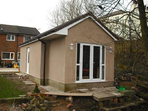 Detached Garage Conversion by Jd Kent 100 Feedback Extension Builder In Chorley