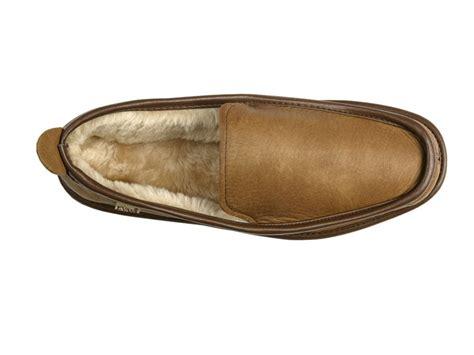 deerskin slippers l b imperial deer slipper men s leather deerskin