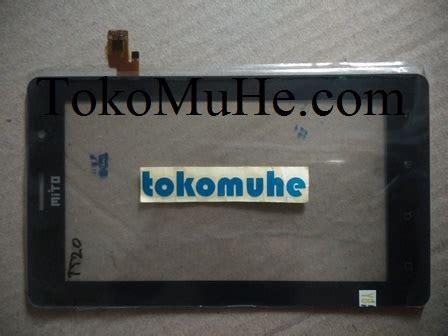 Touch Screen Mito A77 Hitam parts touchscreen ts layar sentuh 7 inch mito t520 ic hitam kw sct tokomuhe grosir