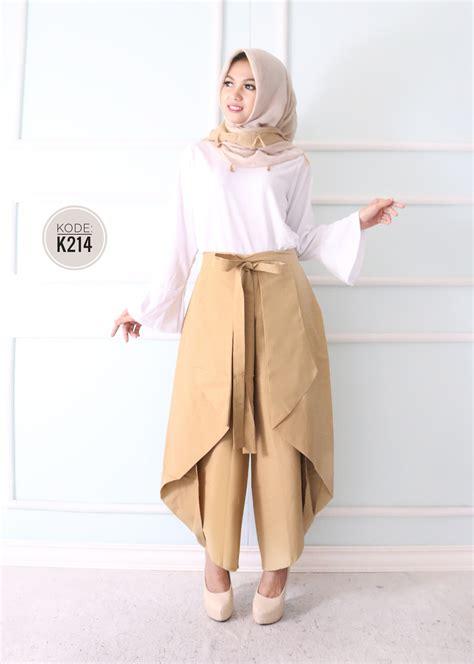 Atasan Rahnem At 1304 ribbon layer k214 baju style ootd