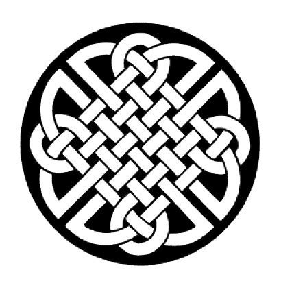celtic destiny tattoo design