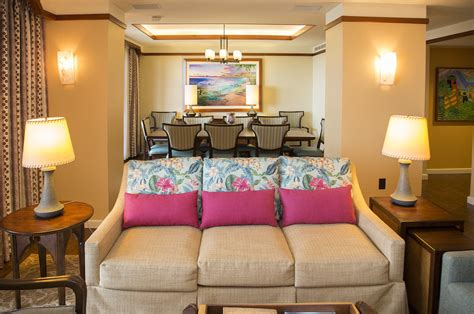 disney 3 bedroom villas a home away from home at aulani a disney resort spa 3