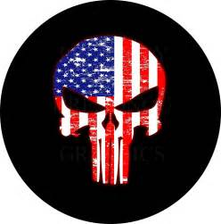 jeep punisher wallpaper punisher skull flag tire cover