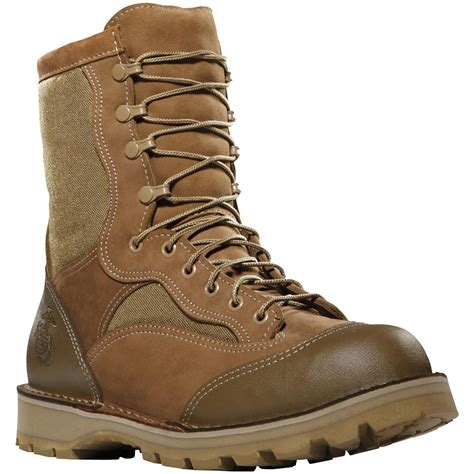 marine boots danner 174 usmc rat steel toe boots mojave