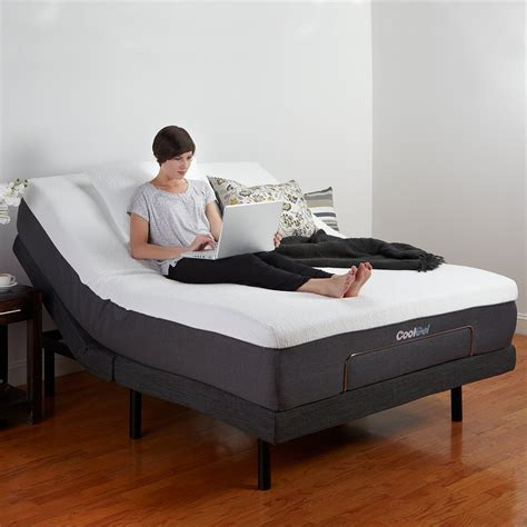 Bed Adjustable by Classic Brands Adjustable Comfort Adjustable Bed Base Wireless Remote Ebay