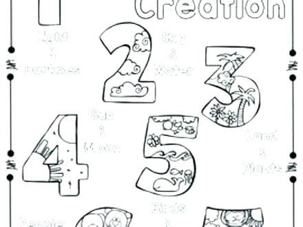 days of creation coloring pages days of creation coloring pages dr schulz